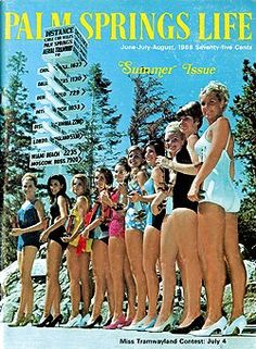 Palm Springs Life Summer Issue, 1968