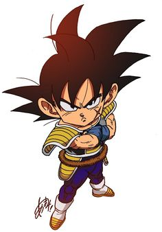 Anime Chibi, Chibi Goku, Anime Art, Dragon Ball Z, Dragon Z, Chibi Marvel, Animes Wallpapers, Character Design, Illustrations