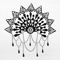 Ink ideas!! #draw #drawing #doodle #doodling #doodleart #mandala #paper #pen #black #ink #tattoo #art #myart #beautiful_mandalas #boho #gypsy #hippy #hippie #inspired #sketch #chains