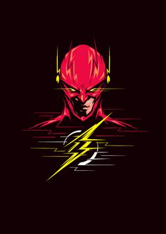 DC Superhero Series: The Flash by Steven Toang Wei Shang