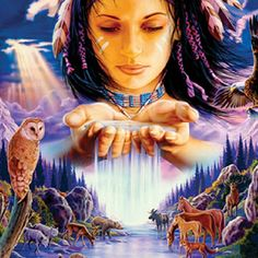 """Dimension #4: Ethics """"Nature is not for us, it is part of our sacred family. Live in balance with all of nature. Tread softly on Mother Earth"""" - Quote from the Native American Code of Ethics, an important moral text for indigenous Americans"""