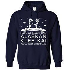 Alaskan Klee Kai T Shirts, Hoodies. Check price ==► https://www.sunfrog.com/Pets/Alaskan-Klee-Kai-8575-NavyBlue-Hoodie.html?41382 $39