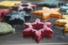Gluten-Free Salt Dough Ornament Recipe