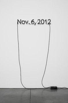 View One Black Day by Glenn Ligon on artnet. Browse more artworks Glenn Ligon from Regen Projects. Glenn Ligon, Word Art, Neon Signs, Sculpture, Artist, Artwork, Projects, Painting, Rain