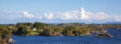 Radøy, Panorama
