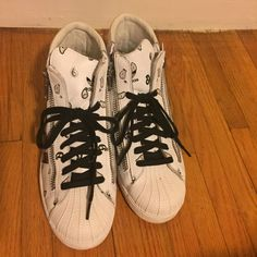 685fdecc651b53 ADIDAS Sneakers BBALL OPENING CEREMONY Zip Limited Edition G97426