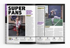 Baltimore Magazine. September 2017. Ultimate Ravens Fan Guide. Photography by Mike Morgan.