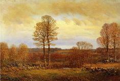Dwight William Tryon - Autumn Morning
