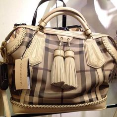 Shop women's bags & handbags from Burberry including shoulder bags, exotic clutches, bowling and tote bags in iconic check and brightly coloured leather Best Handbags, Fashion Handbags, Purses And Handbags, Fashion Bags, Spring Handbags, Popular Handbags, Cheap Handbags, Luxury Handbags, Runway Fashion