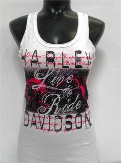 San Diego Harley-Davidson® Women's Ride On Tank Top 30293106