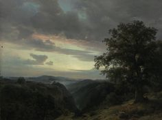 Screen Shot 2015-03-08 at 11.25.00 PM Carl Friedrich, Romanticism, Screen Shot, Amazing Art, Sunrise, Clouds, Fantasy, Painting, Outdoor