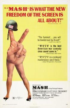 MASH (1970) movie #poster, #tshirt, #mousepad, #movieposters2