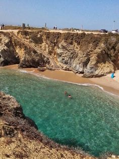 Porto Covo beach – Sines #Portugal enjoy portugal holidays www.enjoyportugal.eu