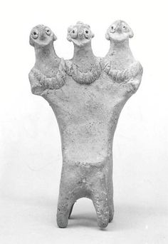 Figurine  Period:     Early–Middle Bronze Age Date:     ca. 2200–1750 B.C. Geography:     Syria  Medium:     Ceramic metmuseum.org