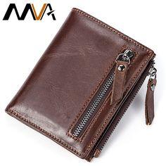 Hommes Portefeuille Classique Longue Style Porte-carte homme porte-monnaie Zipper Business Style