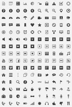 BB10 icons in Light theme | Myers Design
