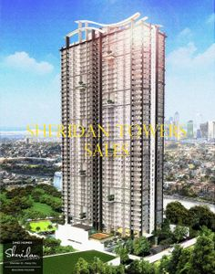 Sheridan Towers, located at Sheridan St., Mandaluyong City, is a premier condo community project of DMCI Homes Makati City, New Condo, Home Inc, High Rise Building, Real Estate Houses, Condos For Sale, Way Of Life, Condominium, View Photos