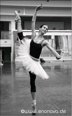 Polina Semionova: Répétitions