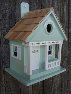 Lake Trout Cottage Birdhouse