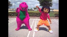 (NSFW) LEAKED BARNEY FUCKS DORA ON LIVE TV (EXPLICIT CONTENT GRAPHIC NIG...