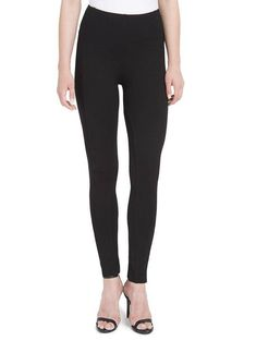 2939e7f8b046c Feel confident in these perfect black leggings for all occasions! Lysse  Mara Ponte Legging #