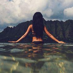 Laniakea Bikini Top | Spotted on @Olivia Lopez