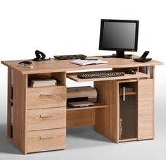 The #Computertables are used in domestic as well as commercial sectors. If you own a domestic sector, buy Capius Sanoma computer workstation at great #discounted price.