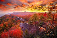 Blue Ridge Mountains, beautiful