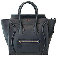 I will own this bag. #Celine