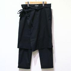 APRON PANTS / whowhat - ambush - OnlineStore