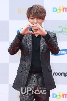 Jaejoong at the Seoul Drama Awards