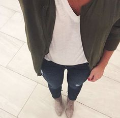 army green bomber ja