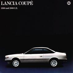 1982 Lancia Beta Coupe 2000 IE