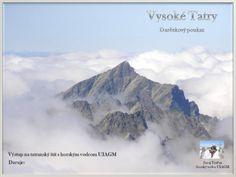 Darčekový poukaz - Výstup na tatranský štít Mount Everest, Mountains, Nature, Travel, Voyage, Viajes, Traveling, The Great Outdoors, Trips