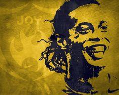 Ronaldinho Art Wallpaper