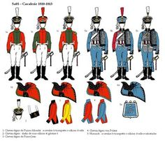 Image detail for -... legers lancers uniforms were cut in a similar style to those of