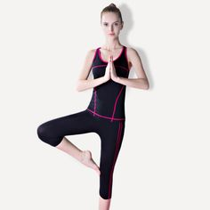 B.BANG Women Sport Yoga Sets Vest Pants Suits for Workout Running Fitness Training Clothing Girl Sports Shirts Women Sportswear => Save up to 60% and Free Shipping => Order Now! #fashion #product #Bags #diy #homemade