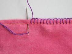 Amore Fecit: Crochet Edging Tutorial