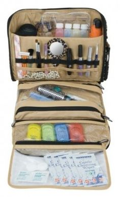 Hanging Cosmetic Bags - Travelon Independence bag