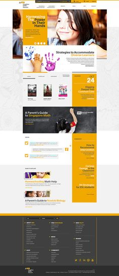 HMH - Houghton Mifflin Harcourt (COPY) by Leo Van, via Behance | #webdesign #it #web #design #layout #userinterface #website #webdesign < repinned by www.BlickeDeeler.de | Take a look at www.WebsiteDesign-Hamburg.de