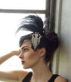 Stunning Gatsby Style Headpiece......