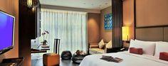 Jumeirah Himalayas Hotel, Shanghai / Standard Guestroom