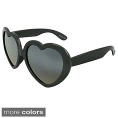SWG Eyewear Bold Heart Sunglasses