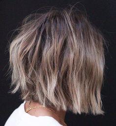 60 Beautiful and Convenient Medium Bob Hairstyles – Frauen Haare Medium Bob Hairstyles, Hairstyles Haircuts, Pretty Hairstyles, Hairstyles Videos, Boho Hairstyles, Quick Hairstyles, Formal Hairstyles, Everyday Hairstyles, Ponytail Hairstyles