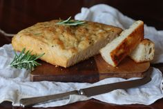 Simply So Good: Focaccia in Five This is the recipe I got from Jenni! Yum!
