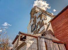 Grain elevator Sharples