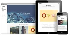 Ridge WordPress Masonry Portfolio Theme - www.wpchats.com