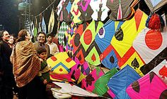 Lahore Basant Festival