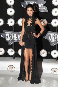 Selena Gomez's Style Transformation