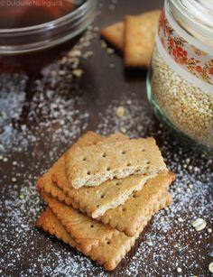 Crackers Vegani Dulci (fără zahăr, fără făină albă, 100% sănătoși)